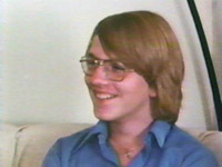Robert in 1981 at the beginning of his adventure.