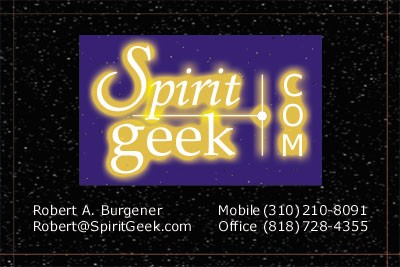 Spiritgeek.com Update and 24-7 Job Realization