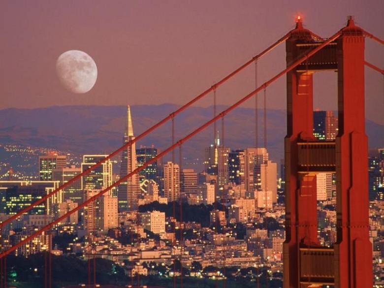leaving San Francisco – tomorrow