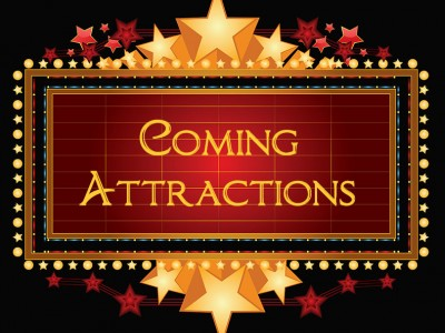 Coming Attractions for 2016